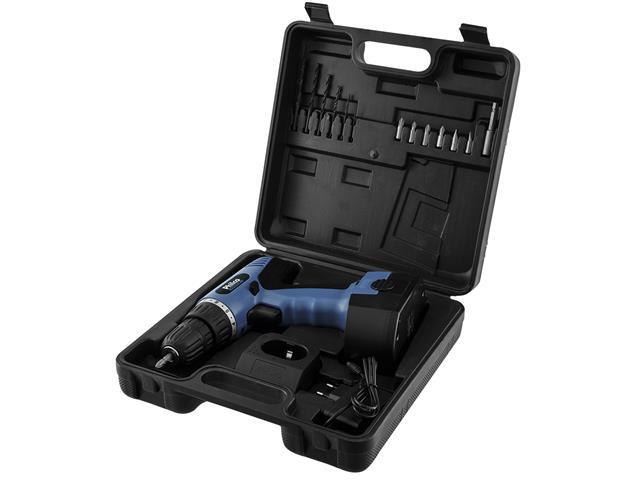 Parafusadeira Philco PPF02M 2 em 1 Bateria 12V com Maleta e Acessórios - 1