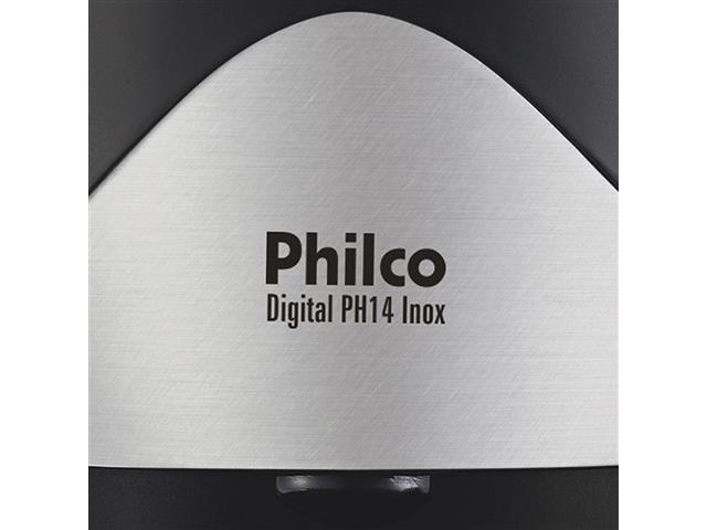 Cafeteira Digital Philco PH14 Inox 14 Xícaras 550W 220V - 4