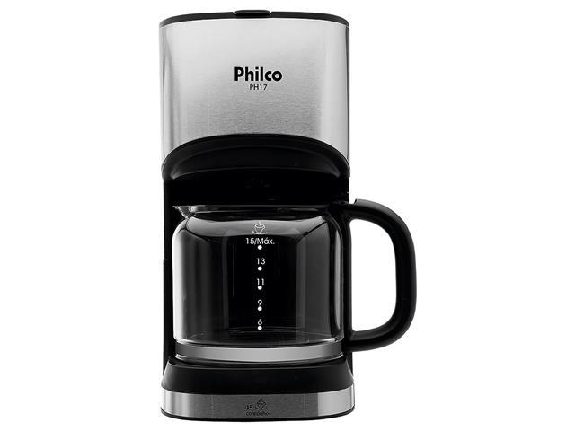 Cafeteira Elétrica Philco PH17 15 Xícaras 550W 110V - 1