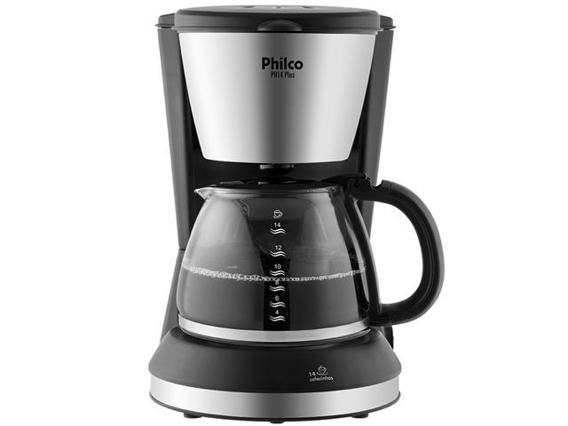 Cafeteira Elétrica Philco PH14 Plus 550W 220V - 2