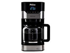 Cafeteira Elétrica Philco PCFD38 Platinum 38 Xícaras 800W - 1