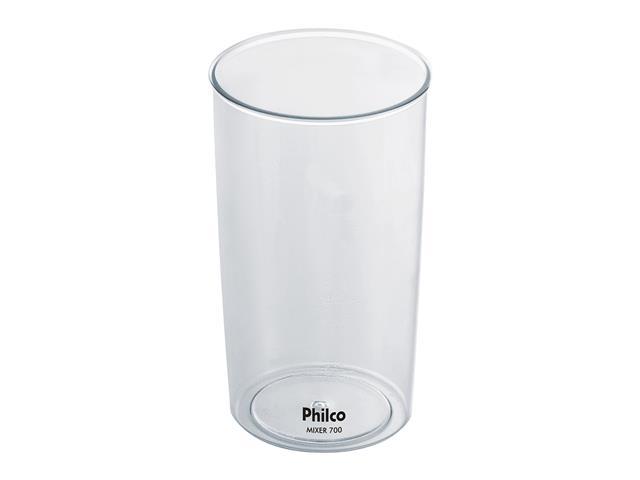 Mixer Philco PMX700 com Copo Medidor Prata 700W - 6