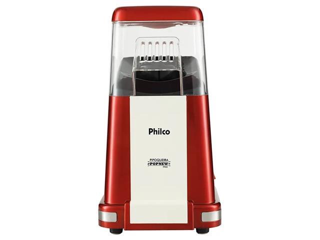 Pipoqueira Elétrica Philco Pop New PPI02 Design Vintage Retrô - 3
