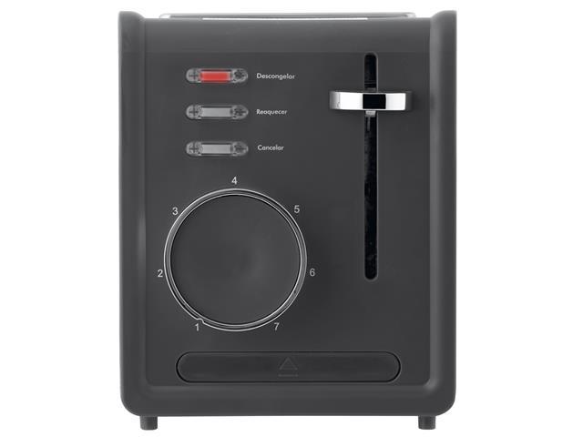 Torradeira Elétrica Philco R2 Easy Toast Preta 850W - 2