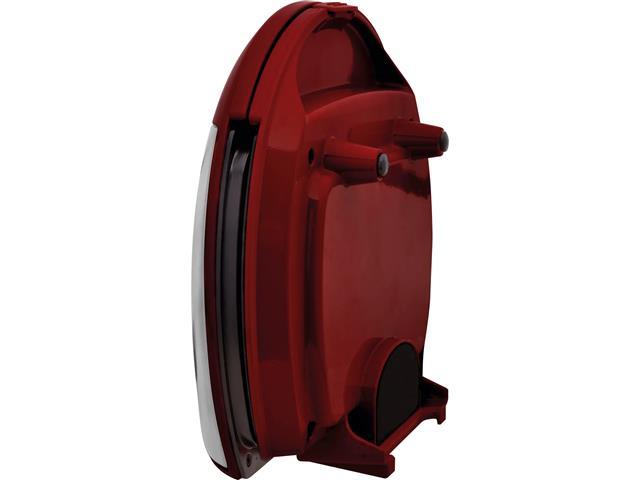Mini Grill e Sanduicheira Philco Inox Vermelho 750W - 2