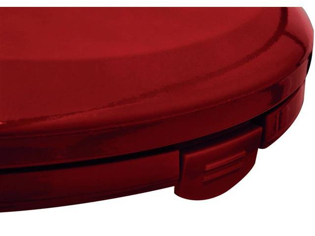 Mini Grill e Sanduicheira Philco Inox Vermelho 750W - 3