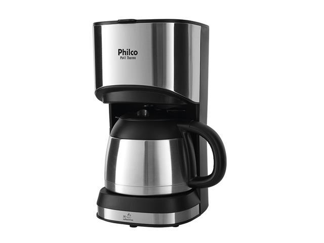 Cafeteira Elétrica Philco Thermo PH41 Thermo 30 Xícaras 700W 110V