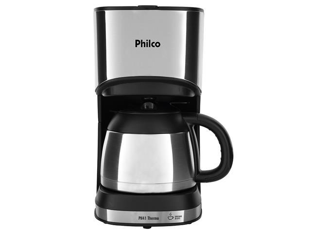 Cafeteira Elétrica Philco Thermo PH41 Thermo 30 Xícaras 700W 110V - 2