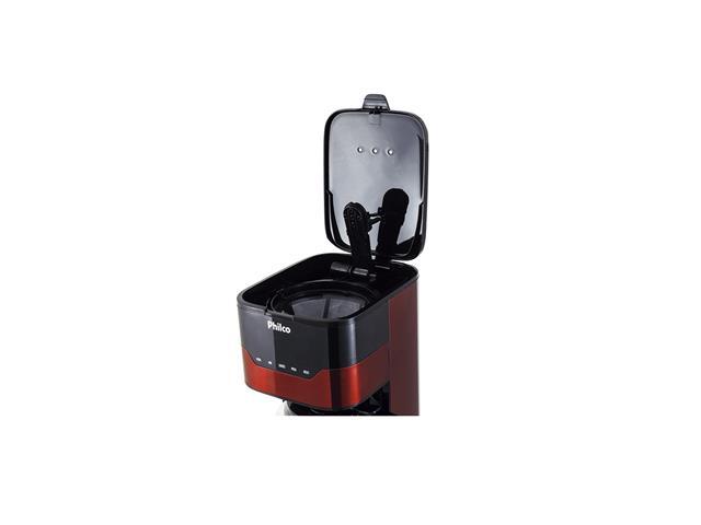 Cafeteira Elétrica Philco PCFD38V Painel Touch 38 Xícaras 800W 110V - 4