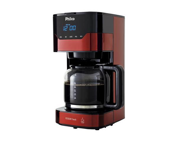 Cafeteira Elétrica Philco PCFD38V Painel Touch 38 Xícaras 800W 110V - 1