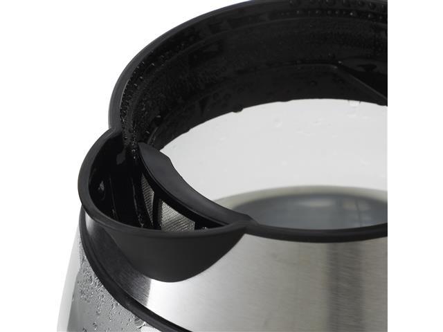 Chaleira Elétrica Philco Glass PCHD com Painel Digital 1,7 Litros 220V - 2