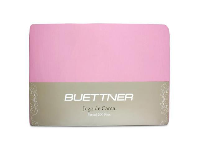 Jogo de Cama Casal Buettner Reffinata Color Rosa Orquídea 4 Peças - 2
