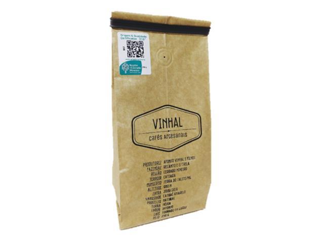 Café Vinhal em grãos 250g