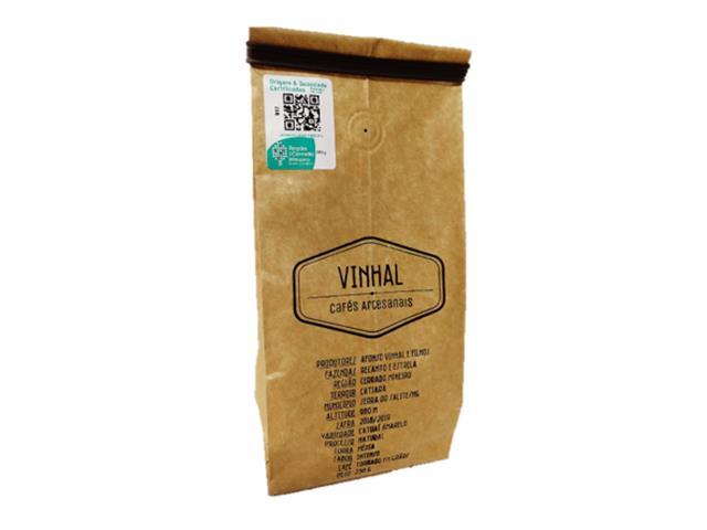 Café Vinhal em grãos 250g - 1