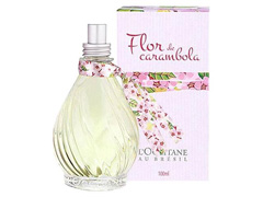Perfume Deo Colônia Flor de Carambola L'Occitane au Brésil 100ml - 1