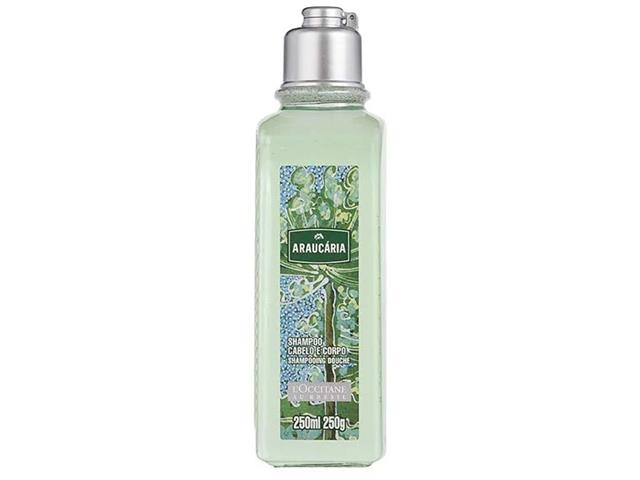 Shampoo Cabelo e Corpo Araucária L'Occitane au Brésil 250ml