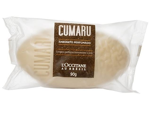 Sabonete Perfumado Cumaru L'Occitane au Brésil 90g - 1