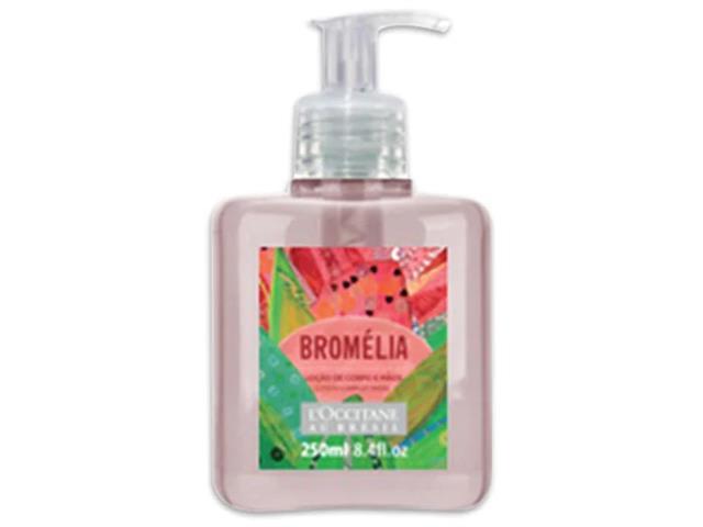 Sabonete Líquido para Mãos Bromélia L'Occitane au Brésil 250ml