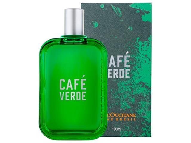 Perfume Deo Colônia Café Verde L'Occitane au Brésil 100ml - 1