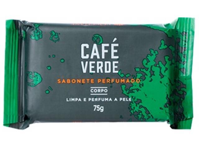 Sabonete Perfumado Café Verde L'Occitane au Brésil 75g