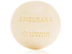 Sabonete Perfumado Amburana L'Occitane au Brésil 100g