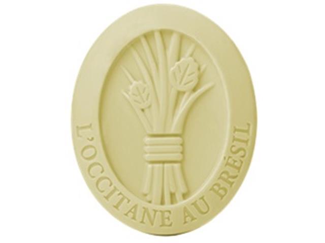 Sabonete Perfumado Capim Limão Gengibre L'Occitane au Brésil 100g