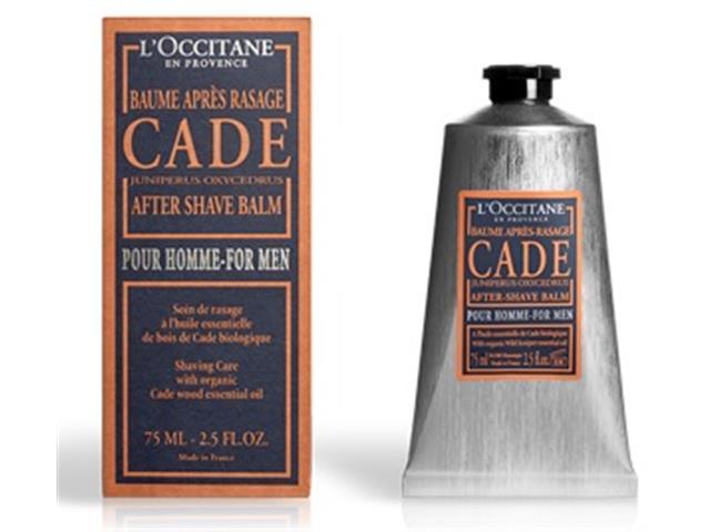 Bálsamo Pós Barba Cade para Homem L'Occitane en Provence 75ml - 1