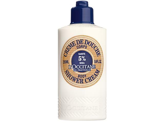 Creme de Ducha Hidratante Karite Loccitane en Provence 250ml