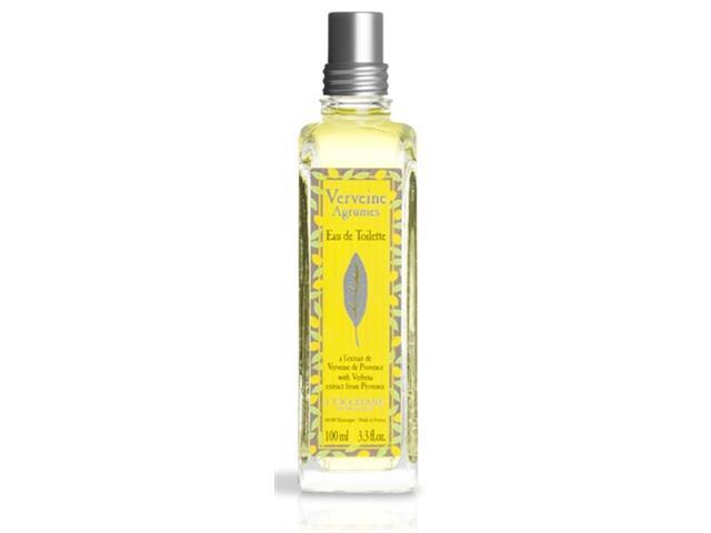 Perfume Refrescante Citrus Verbena Loccitane en Provence EDT 100ml - 1