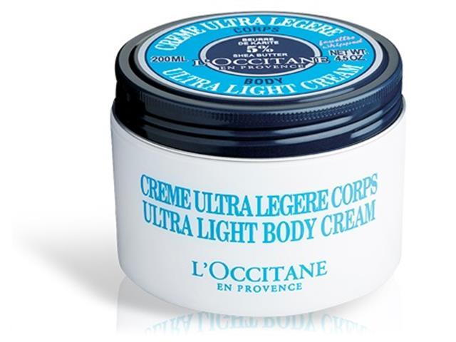 Creme Corporal Light Karité L'Occitane en Provence 200ml
