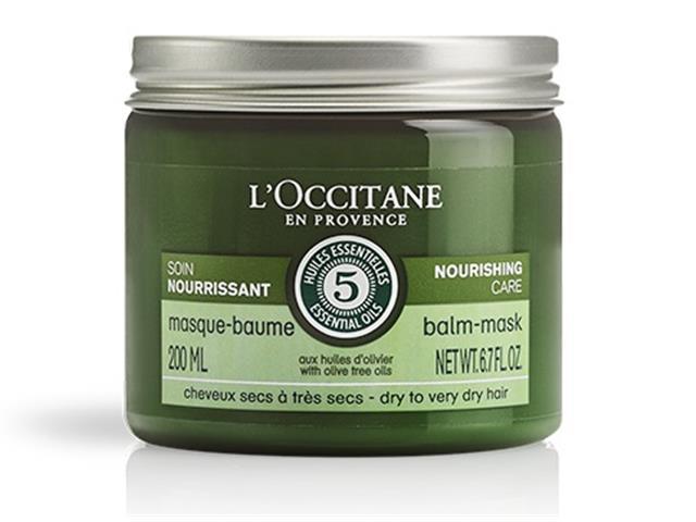 Máscara Cuidado Nutritivo Aromacologia L'Occitane en Provence 200ml