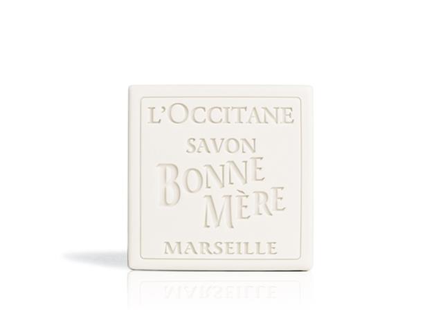 Sabonete Bonne Mère Leite Loccitane en Provence 100g