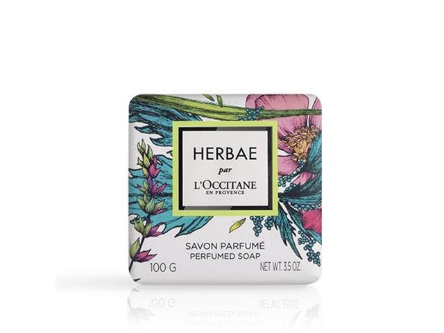 Sabonete Herbae Par L'Occitane en Provence 100g - 2