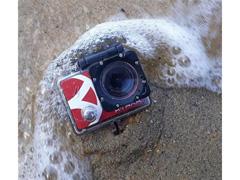 """Câmera de Ação Xtrax Smart2 4K Ultra HD 16.0MP Tela 2"""" - 3"""