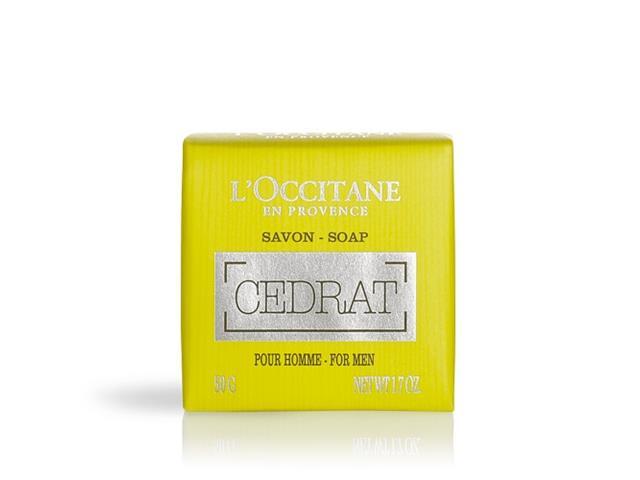 Sabonete Cedrat para Homem L'Occitane en Provence 50g