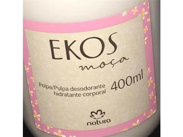 Hidratante Corporal Natura Ekos Moça 400mL - 1