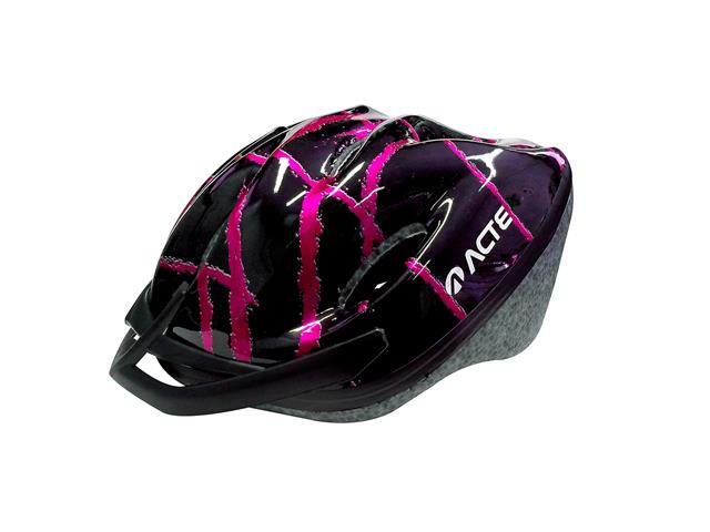 Capacete Adulto para Ciclismo Acte A51-RS Rosa