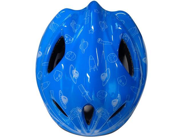 Capacete para Ciclismo Infantil Acte A50-AZ Kids Azul - 1