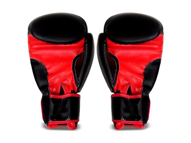 Luvas de Boxe Dragon Acte P4-10 Tamanho 10 Vermelho - 2