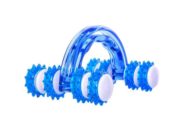 Massageador Manual Roller Acte T151 Azul