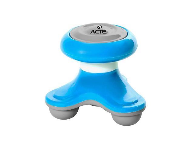 Mini Massageador Corporal Acte T150-AZ Azul