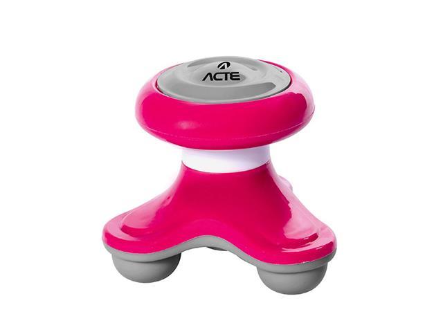 Mini Massageador Corporal Acte T150-RS Rosa