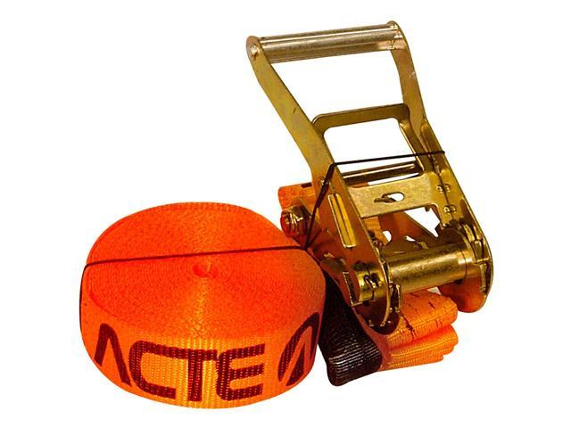 Slackline Acte T123 Laranja 10 Metros