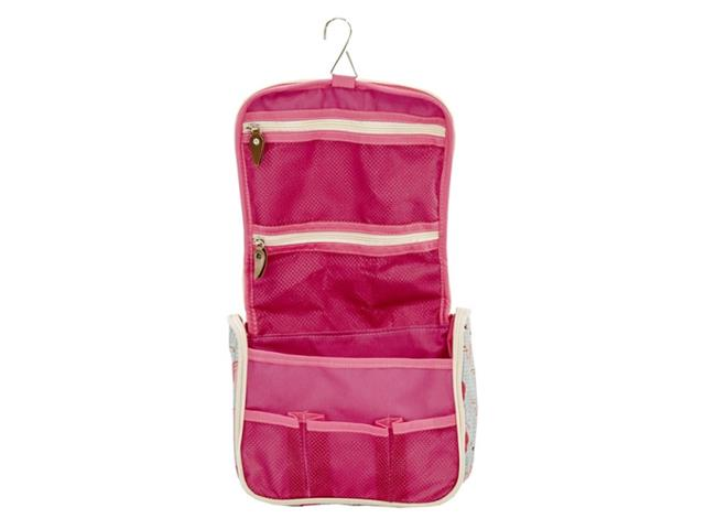 Necessaire Ganchinho Mood Flamingo - 1