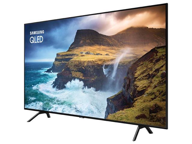 "Smart TV QLED 55"" Samsung Pontos Quânticos UHD 4K HDR1000 4HDMI 240Hz - 1"