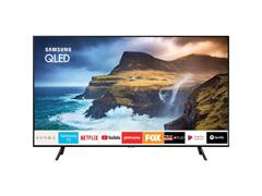 "Smart TV QLED 55"" Samsung Pontos Quânticos UHD 4K HDR1000 4HDMI 240Hz"