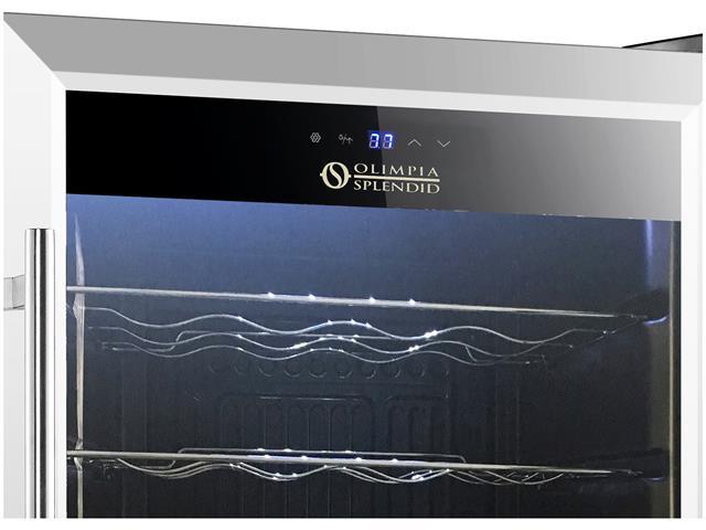 Adega Climatizada Olimpia Splendid 24 Garrafas 110v - 1