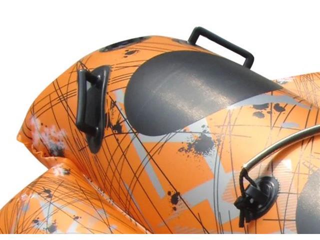 Jet Bob Inflável Nautika 2 Pessoas - 1
