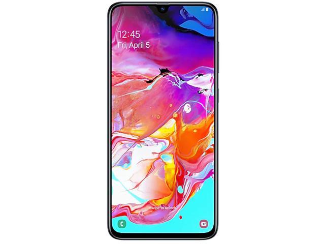 "Smartphone Samsung Galaxy A70 128GB 6GB Tela 6.7"" Câm 32+5+8MP Preto - 2"