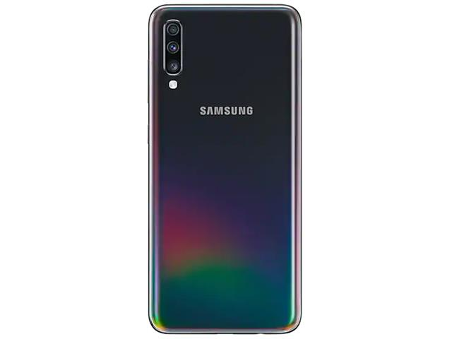 "Smartphone Samsung Galaxy A70 128GB 6GB Tela 6.7"" Câm 32+5+8MP Preto - 3"